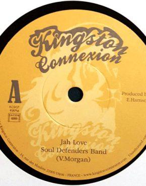 Jah love Soul Defenders Band Kingston Connexion