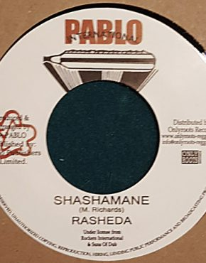 Shashamane Rasheda Pablo international 7