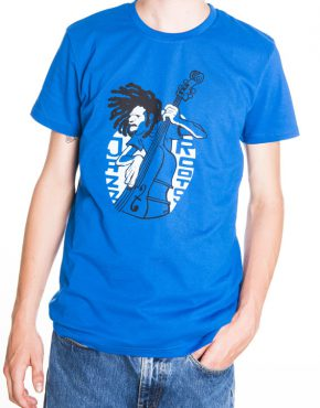 Man Blue Jazz