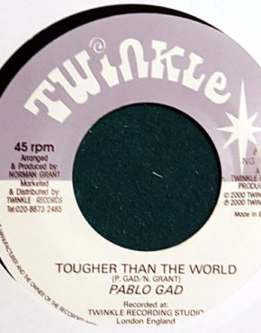 Tougher than the world Pablo Gad Twinkle 7