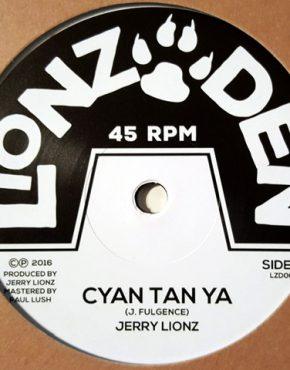 Cyan Tan Ya - Jerry Lionz - Lionz Den 10