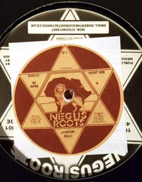 If I - Junior Reid - Negus Roots 12