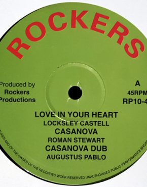 Love in your heart - Locksley Castell - Rockers 10