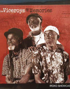 Memories - Viceroys - Iroko LP