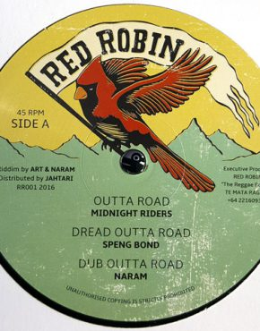 Outta Road - Midnight Riders - Red Robin 12