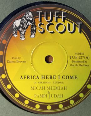 Africa here i come - Micah Shemiah - Tuff Scout 10