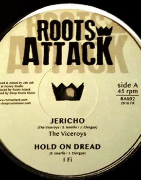 Jericho - The Viceroys - Roots Attack 12