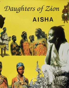 Daughters Of Zion - Aisha - Twinkle LP