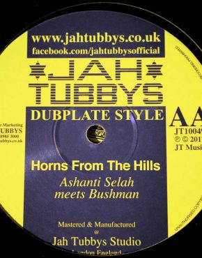 JT10049_Jah Tubby's_Horns from the hills2