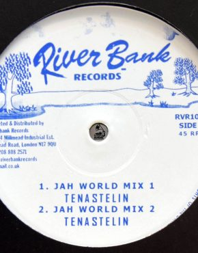 Jah World - Tena Stelin - Riverbank 10