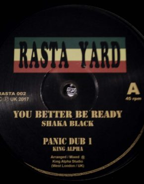 RASTA002_RastaYard_You better be ready