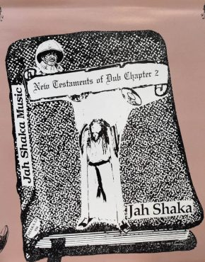new Testaments of Dub Chapter 2 - Jah Shaka LP