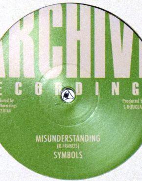 AR12016 - Misunderstanding - Symbols - Archive Recordings 12