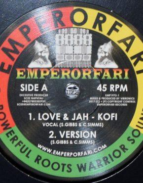 EMP19731 - Love & Jah - Kofi - EmperorFari 10