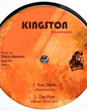 KCD001 - Nowhere - Ras Danhi - Kingston Connexion 12