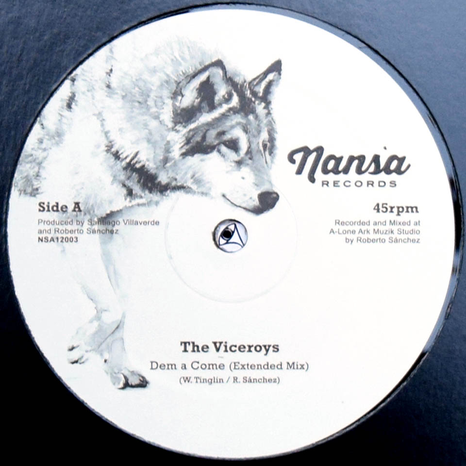 The Viceroys - Come On Over