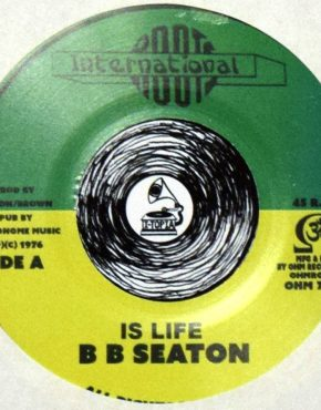 OHM7002 - is Life - BB Seaton - Roots International 7