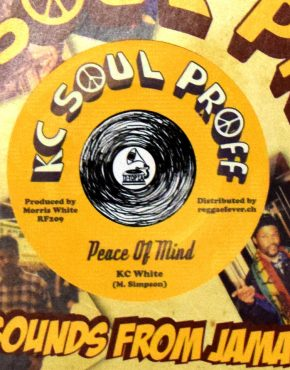 RF209 - Peace Of mind - KC White - Soul Proff 7