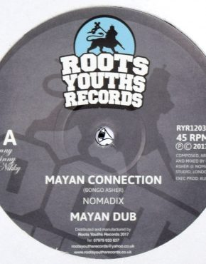 RYR12032A - Mayan Connection - Nomadix - Roots Youths Records 12