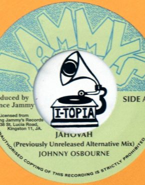 SPJ002 - Jahovah (Alt. Mix) - Johnny Osbourne - Jammy's 7