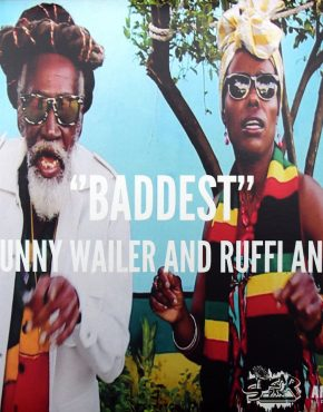 BH0083701 - Baddest - Bunny Wailer and Ruffi Ann - Archive Recordings 7