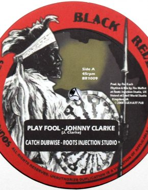 BR1009 - Play Fool - Johnny Clarke - Black Redemption 10
