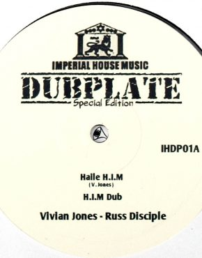 IHDP01 - Haile HIM - Vivian Jones & Russ Disciple - Imperial House Music 10