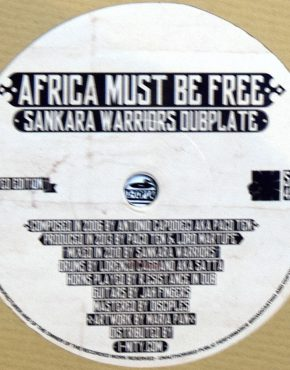INI000 - Africa Must Be Free - Sankara Warriors Dubplate 7