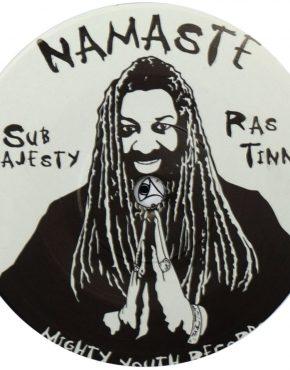 MY003 - Namaste - Sub Majesty Ft. Ras Tinny - Mighty Youth Records 7