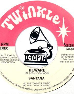 NG103 - Beware - Santana - Twinkle 7