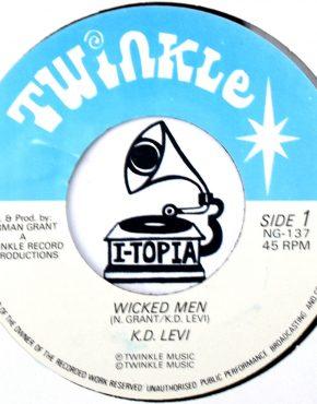 NG137 - Wicked Men - K.D. Levi - Twinkle 7
