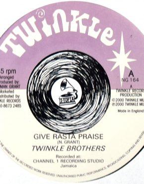NG164 - Give Rasta Praise -Twinkle Brothers - Twinkle 7
