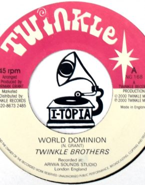 NG168 - World Dominion - Twinkle Brothers - Twinkle 7