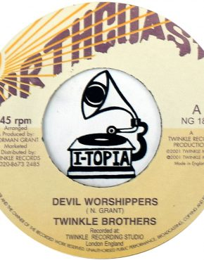 NG187 - Devil Worshippers - Twinkle Brothers - Twinkle 7