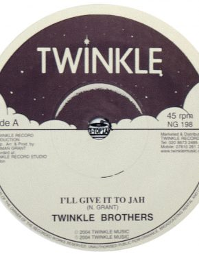 NG198 - I'll Give It To Jah - Twinkle Brothers 7