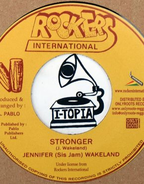 OR91 - Stronger - Jennifer (Sis Jam) Wakeland - Rockers International 7