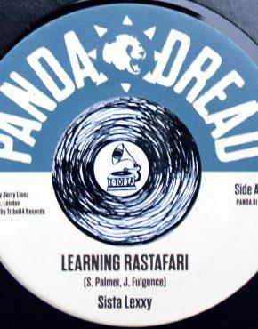 PANDA01 - Learning Rastafari - Sista Lexxy - Panda Dread 7