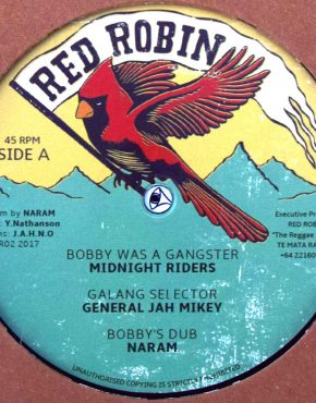 RR022017 - Bobby Was A Gangster - Midnight Riders - Red Robin 12