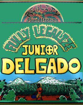 RSS005 - Fully Legalize - Junior Delgado - Reality Soundstation 12