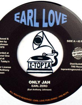 TRSEL5 - Only Jah - Earl Zero - Earl Love 7 (Top Ranking)