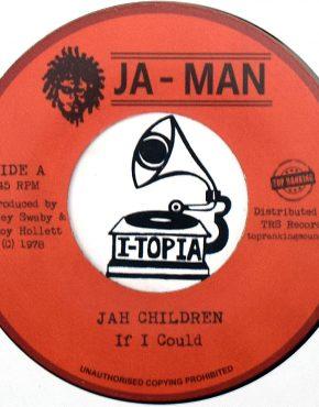 TRSJM3 - If I could - Jah Children - Ja Man 7 (Top Ranking)