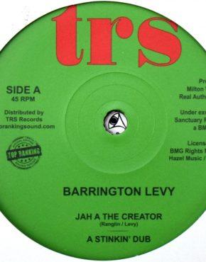 TRSRR10 - Jah A The Creator - Barrington Levy - TRS 12