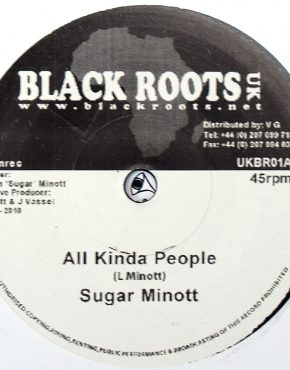 UKBR01 - All Kinda People - Sugar Minott - Black Roots 7