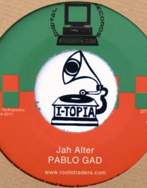 DTR7009 - jah Alter - Pablo Gad - Roots Traders 7