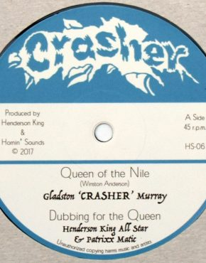 HS06 - Queen Of The Nile - Gladston 'Crasher' Murray - Crsher 12