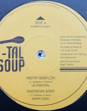 IS12001 - Mistry Babylon - UK Principal - I-Tal Soup 12