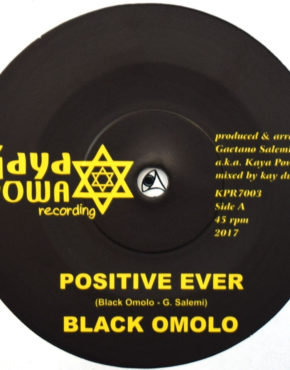 JPR7003 - Positive Ever - Black Omolo - Kaya Powa 7