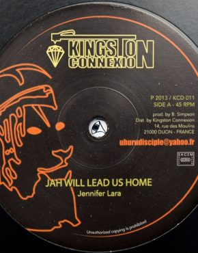 KCD011 - Jah Will Lead Us Home - Jennifer Lara - Kingston Connexion 12