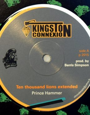 KCD1201 - Ten Thousand Lions - Prince Hammer - Kingston Connexion 12