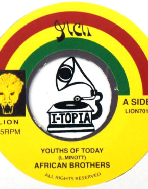 LION701 - Youths Of Today - African Brothers - Lion 7